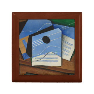 Juan Gris - Guitar on a Table Gift Box
