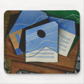 Juan Gris - Guitar on a Table Mouse Pad