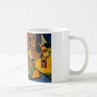Juan Gris - Still Life with a Guitar Coffee Mug
