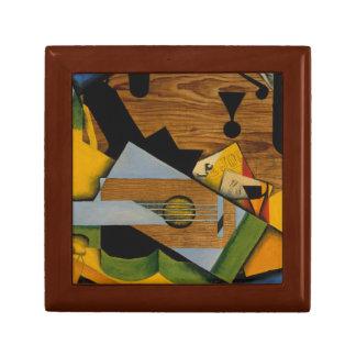 Juan Gris - Still Life with a Guitar Gift Box