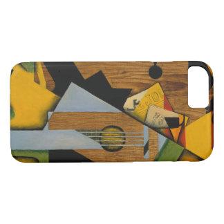 Juan Gris - Still Life with a Guitar iPhone 8/7 Case