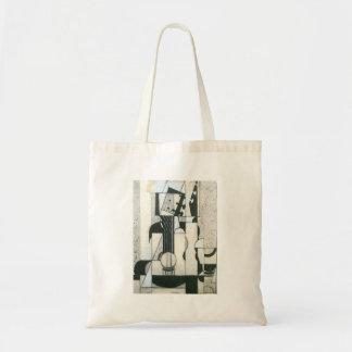 Juan Gris - Still Life with guitar Tote Bag