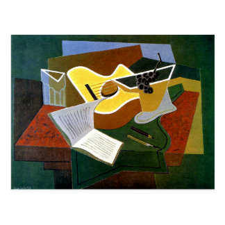 Juan Gris - The Album Postcard