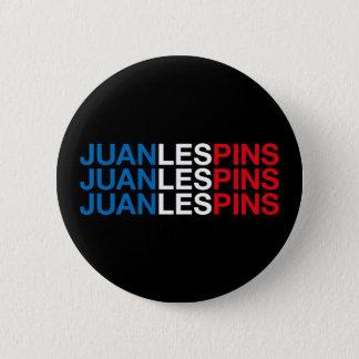 JUAN-LES-PINS 2 INCH ROUND BUTTON