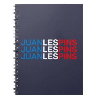 JUAN-LES-PINS NOTEBOOK
