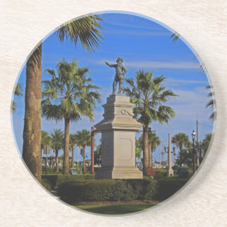 Juan Ponce de Leon -horizontal Coaster
