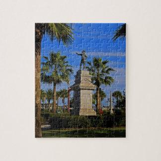 Juan Ponce de Leon -horizontal Jigsaw Puzzle