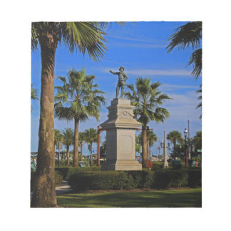 Juan Ponce de Leon -horizontal Note Pads