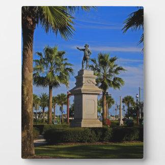 Juan Ponce de Leon -horizontal Photo Plaques