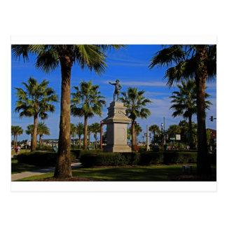 Juan Ponce de Leon -horizontal Postcard