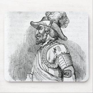 Juan Ponce de Leon Mouse Pads