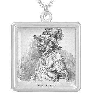 Juan Ponce de Leon Custom Jewelry