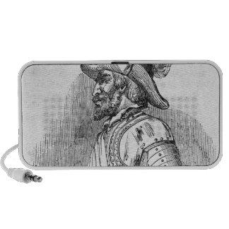 Juan Ponce de Leon Mini Speakers