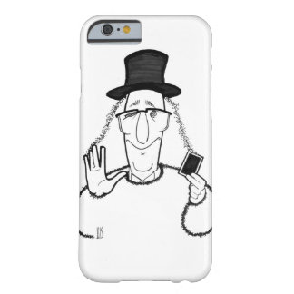 Juan Tamariz iPhone 6 Case