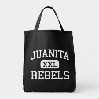 Juanita - Rebels - High - Kirkland Washington Bag