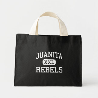 Juanita - Rebels - High - Kirkland Washington Canvas Bags