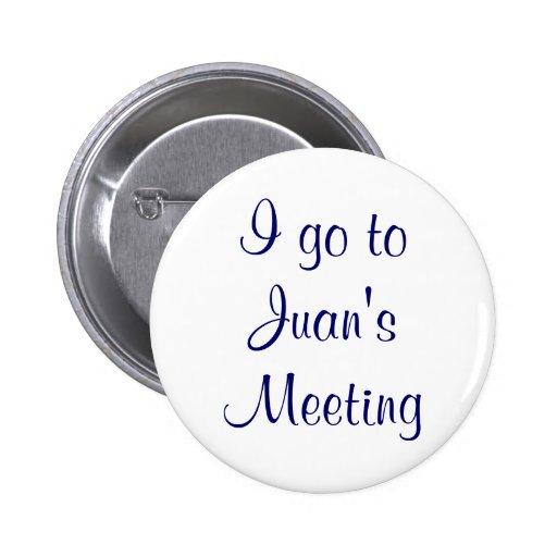 Juan's Meeting Buttons