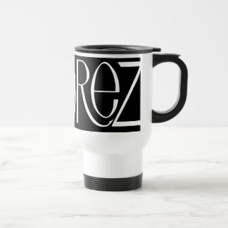 Juarez white Travel Mug