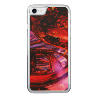 Jubilee Abstract Carved iPhone 8/7 Case