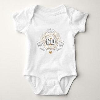 jubilee birthday 18 20 21 25 30 40 50 60 75 baby bodysuit
