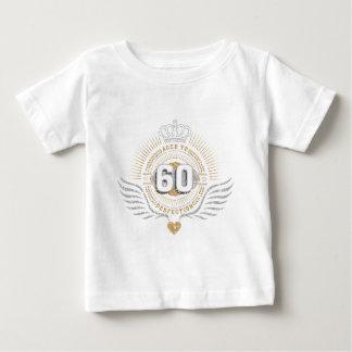 jubilee birthday 18 20 21 25 30 40 50 60 75 baby T-Shirt