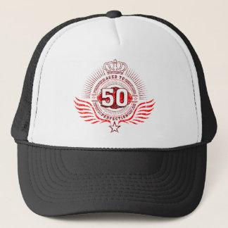 jubilee birthday 18 20 21 25 30 40 50 60 75 trucker hat