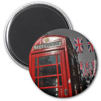 Jubilee Celebrations 2 Inch Round Magnet