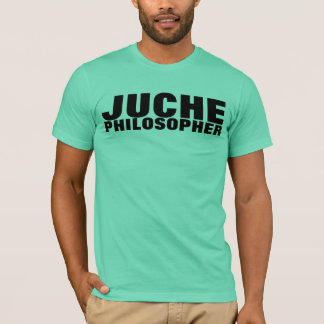 Juche Philosopher T-Shirt