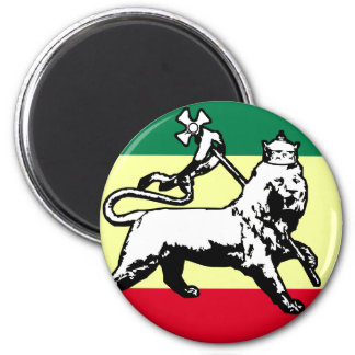 Judah Lion, Estonia flag Magnet