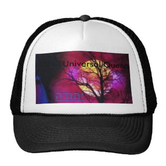 judahrollins, Universal Queen Trucker Hat
