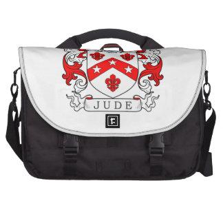 Jude Coat of Arms III Laptop Commuter Bag