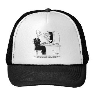Judge Cartoon 7496 Trucker Hat