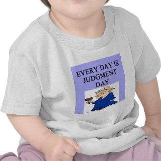 JUDGE joke Shirts