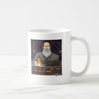 "Judge - ""Oops"" Coffee Mug"