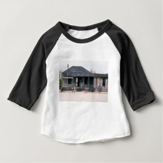Judge Roy Bean Courthouse and Jail Replica Baby T-Shirt