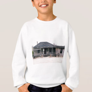 Judge Roy Bean Courthouse and Jail Replica Sweatshirt