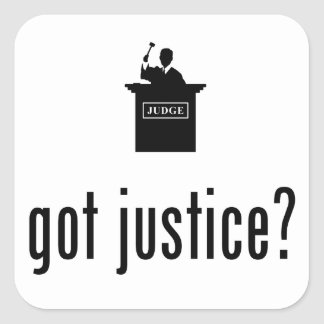 Judge Stickers