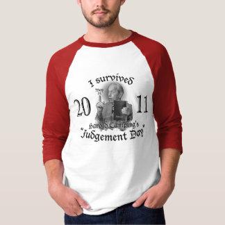 Judgement Day May 21, 2011 T-Shirt