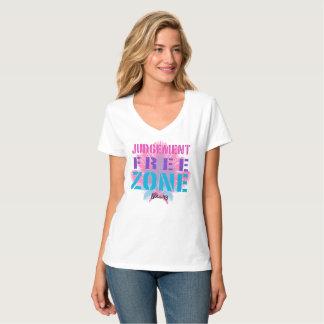 Judgement Free Zone T-Shirt