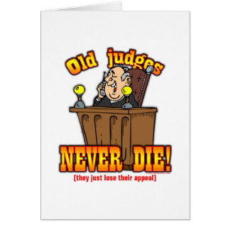 Judges Card