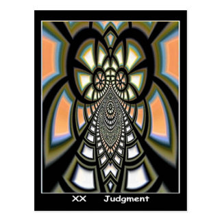 Judgment Tarot Card