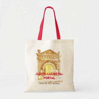 Judith Lucretia portal Tote Bag
