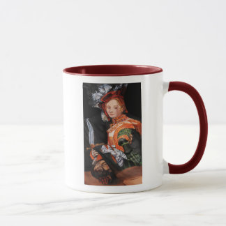 Judith with Head of Holfernes Mug