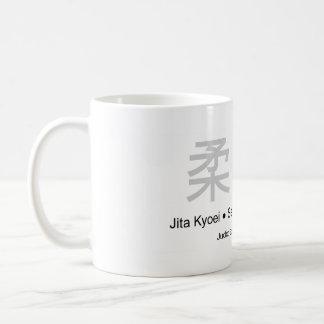 Judo Body Spirit Respect Coffee Mug