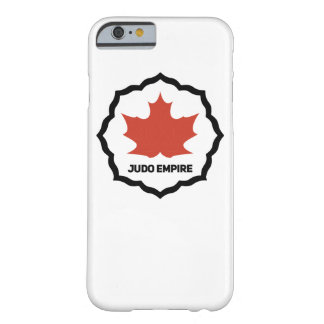 Judo Empire Logo Barely There iPhone 6 Case