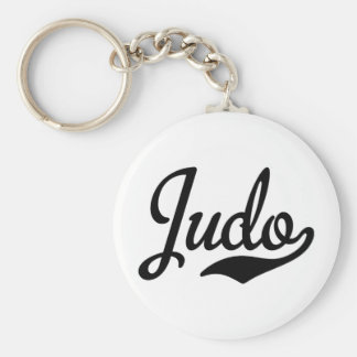 Judo Keychain