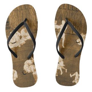Judo sandals flip flops