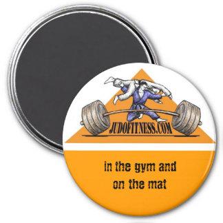 JudoFitness magnet