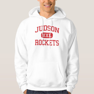 Judson - Rockets - High School - Converse Texas Hoodie