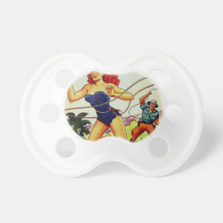 Judy of the Jungle Baby Pacifier